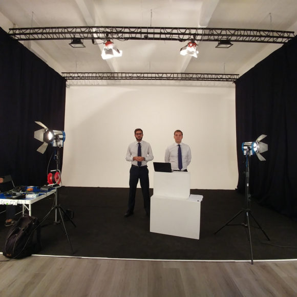 arca studios 3h partners financial modelling excel teatro di posa studio a