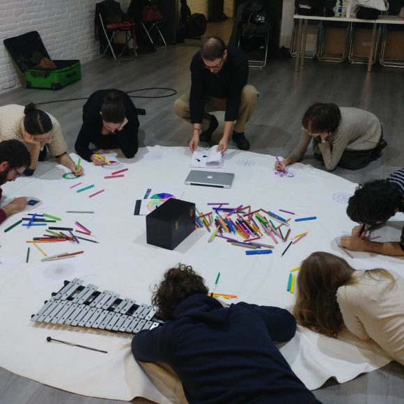 Arca Studios docks dora studio c coworking ufficio industriale torino teatro workshop corsi sala cinema