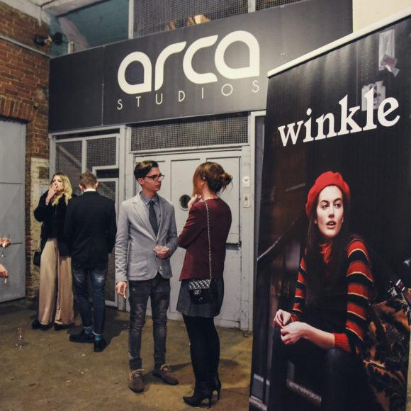 arca studios winkel evento greygoose iqos party range rover gabriella di muro