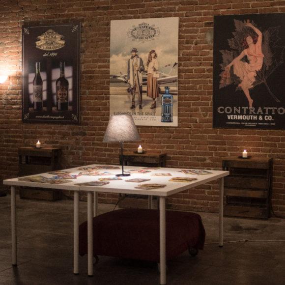 Arca Studios docks dora studio b industriale torino teatro workshop corsi sala cinema