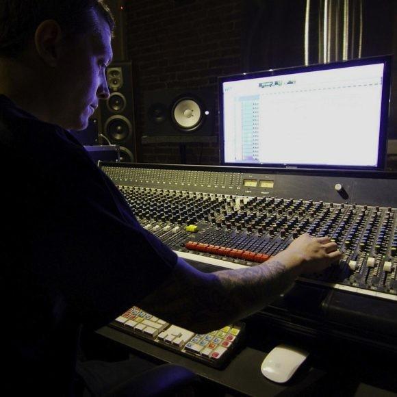 Alessandro Brizio, ARCA Studios, studio di registrazione, Torino