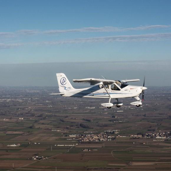 arca studios spot aereo digisky smartbay fly cheli torino