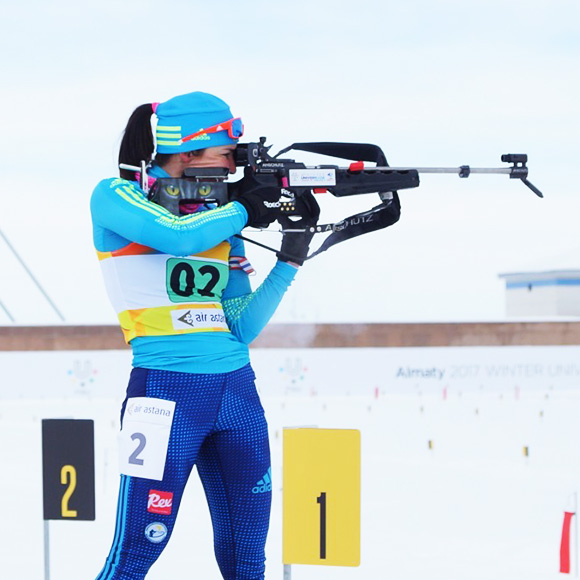 Biathlon at Winter Universiade 2017