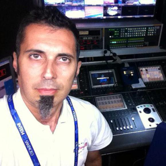 Angelo Galeano, fonico professionista, ARCA Studios, Torino