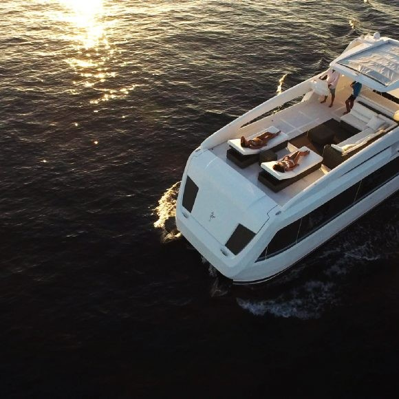overblue yacht arca studios drone portofino luxury (13)