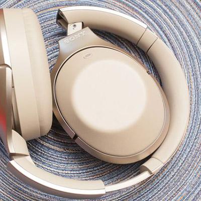 Sony Headphones MDR 1000 X