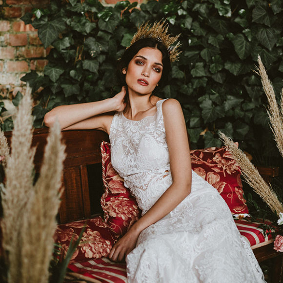 WILD WEDDING EDITORIAL